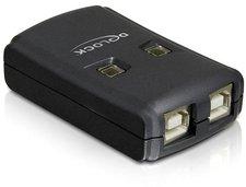 DeLock USB 2.0 Sharing Switch 2 - 1