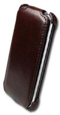 Prestigio Coffee Plane Leather Case (iPod Touch 2G)