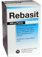 Welte Pharma GmbH Rebasit Mineral Pulver (400 g)