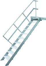 Hymer Treppe mit Podest 2221 0610