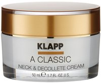 Klapp A Classic Neck & Decolleté Cream