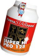 Powerstar Food Super HI Pro 128 (1000g)
