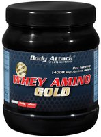 Body Attack Whey Amino Gold