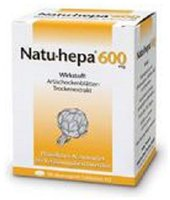 Rodisma Natu Hepa 600 mg ueberzogene Tabletten (20 Stk.)