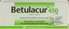Rodisma Betulacur 450 Mg Tabl.ueberzogen (20 Stk.) (PZN: 06724673)