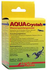 Lucky Reptile Aqua Crystals 125 ml