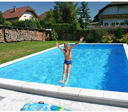 Summer Fun Lissabon Tiefenbecken 600x300cm