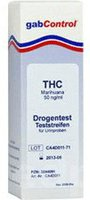 Gabmed Drogentest Thc Teststreifen (25 Stück)