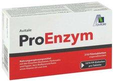 avitale ProEnzym Tabletten (210 Stk.)
