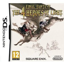 Final Fantasy: The 4 Heroes of Light (NDS)