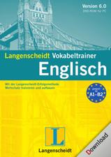 Langenscheidt Vokabeltrainer Englisch 6.0 (Win) (DE)