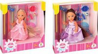 The Toy Company Miss Nicy mit langem Haar