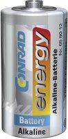 Conrad Energy Alkaline 1,5V C Baby (658012)