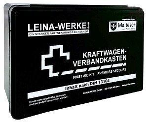 Leina-Werke KFZ-Verbandkasten - Standard schwarz