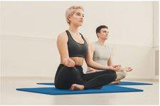 Flockan Pilates- und Yogamatte