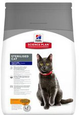 Hills Science Plan Feline Sterilised Cat Mature Huhn (5 kg)