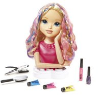 Moxie Girlz Magic Hair - Frisierkopf Sophina