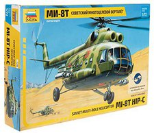 Sirius MIL Mi-8T helicopter (7230)