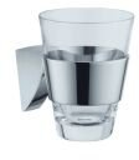 Keuco Edition 200 Echtkristall-Glas 20050