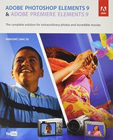 Adobe Photoshop Elements 9.0 + Premiere Elements 9.0 (Win/Mac) (EN)