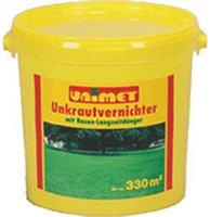 UNIMET Unkrautvernichter mit Rasendünger 3 kg