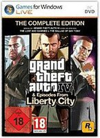 Grand Theft Auto IV: The Complete Edition (PC)
