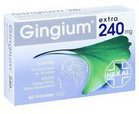 Hexal Gingium extra 240 mg Filmtabletten (40 Stk.) (PZN: 06817819)