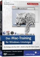 Galileo Press Das Mac-Training für Windows-Umsteiger (Win/Mac) (DE)