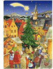 St. Benno Christmarkt Adventskalender
