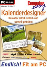 UIG Entertaiment Computer Easy: Kalender Design (DE)
