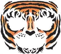 Tiger/Löwe Aqua Schminke