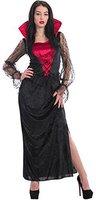 Vampir Lady Kostüm