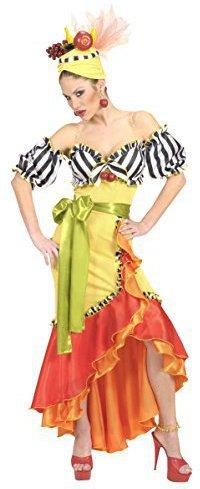 Samba Tänzerin Kostüm