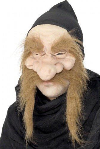 Zwergenmaske