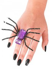 Spinnenring