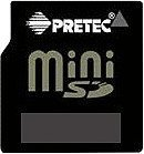 Pretec SD Card 2 GB