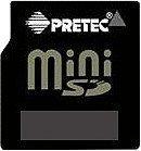 Pretec SD Card 2 GB