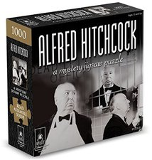 University Games Mystery Puzzle - Alfred Hitchcock