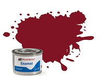 Humbrol 133 - Braun seidenmatt Email 14ml