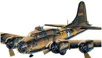 Academy B-17F Memphis Belle (2188)