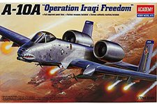 Academy Thunderbolt A-10A Operation Iraqi Freedom (12402)