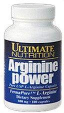 Ultimate Nutrition ARGININE POWER (100 Stück)