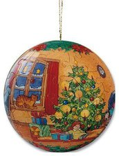 Ravensburger Puzzleball Christmas 2007