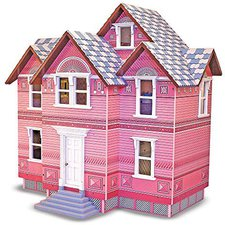 Melissa & Doug Viktorianisches Puppenhaus