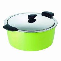 Kuhn Rikon Hotpan Gourmettopf 26 cm grün