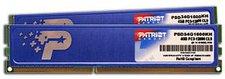Patriot Signature 4GB Kit DDR3 PC3-12800 CL9 (PSD34G1600KH)
