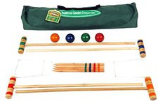 Traditional Garden Games Krocket-Set 75 cm