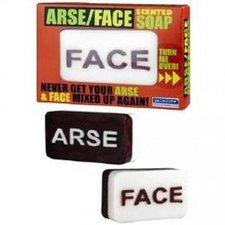 Paladone Arse/Face Soap