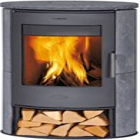 Fireplace Monte Carlo Speckstein (K3570)