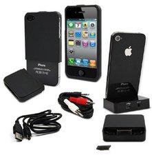 Muvit Essentials Pack (iPhone 4)